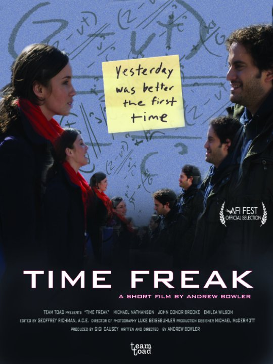 Time Freak Technical Specifications