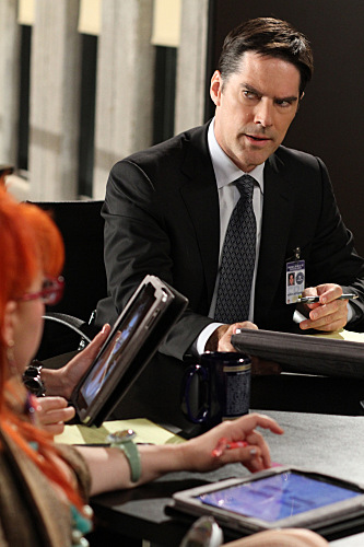 """Criminal Minds"" Middle Man Technical Specifications"