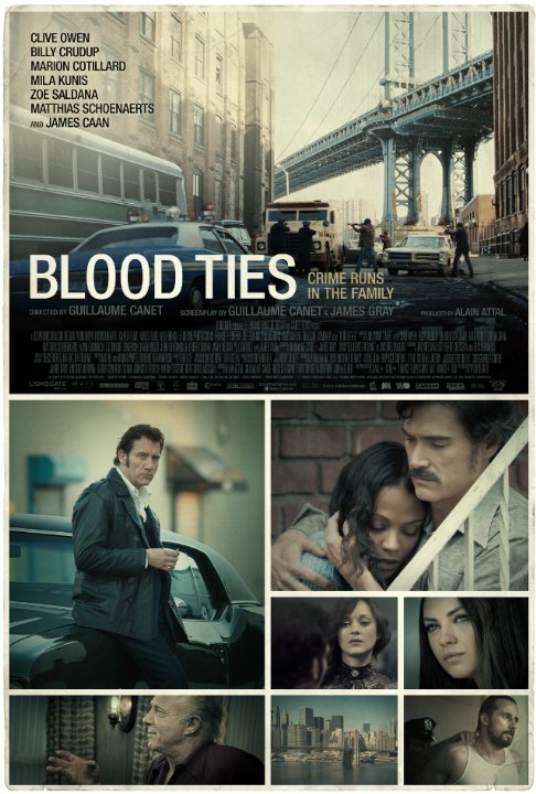 Blood Ties | ShotOnWhat?
