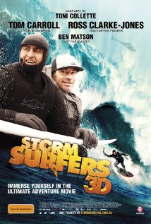 Storm Surfers 3D Technical Specifications