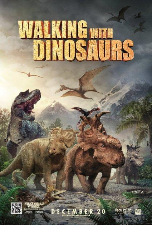 Walking with Dinosaurs 3D | ShotOnWhat?
