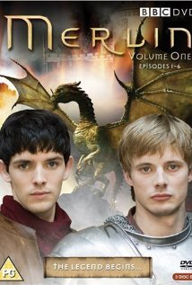 """Merlin"" Love in the Time of Dragons 