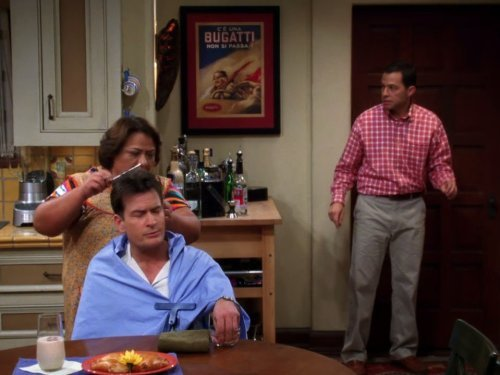"""Two and a Half Men"" A Good Time in Central Africa Technical Specifications"