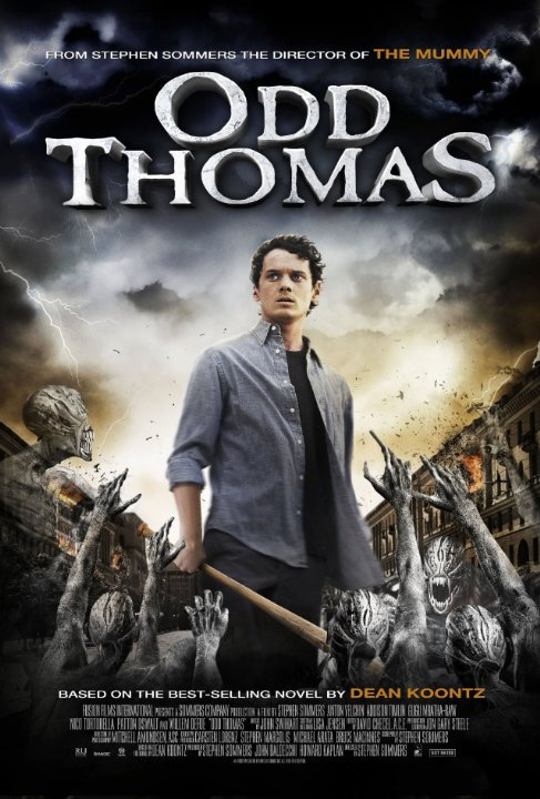 Odd Thomas Technical Specifications