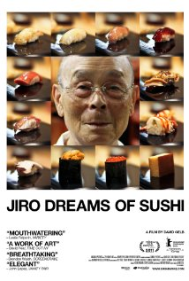 Jiro Dreams of Sushi Technical Specifications