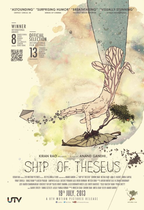 Ship of Theseus Technical Specifications