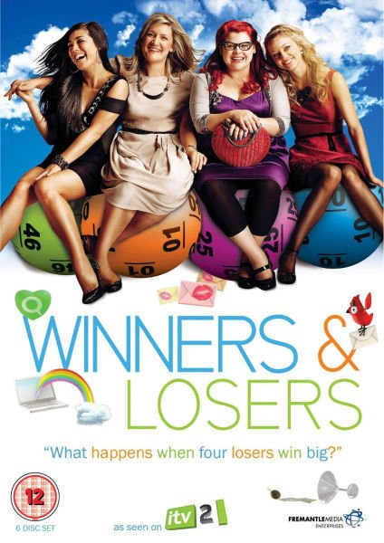 """Winners & Losers"" Fascinator Rhythm 