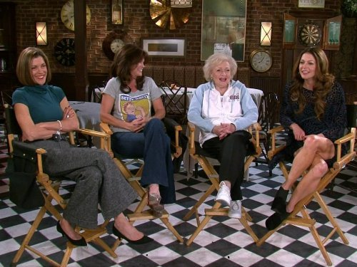 """Hot in Cleveland"" Behind the Hotness 