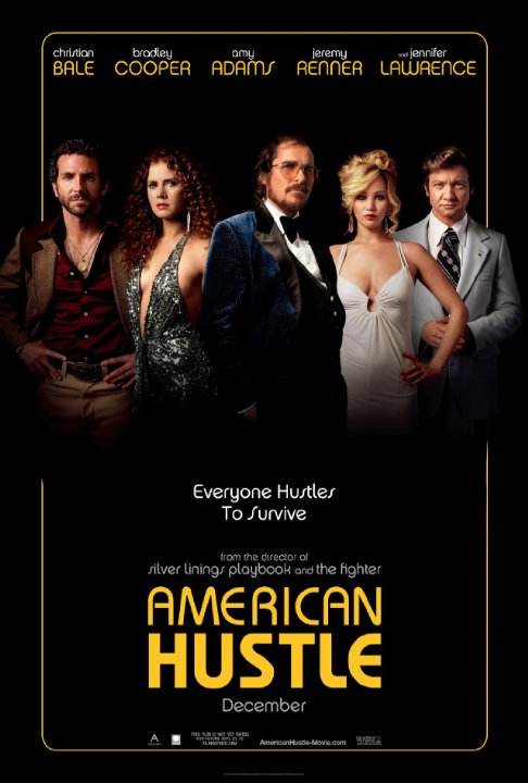 American Hustle (2013) Technical Specifications
