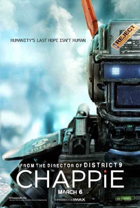 Chappie (2015) Technical Specifications