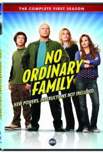 """No Ordinary Family"" No Ordinary Future 
