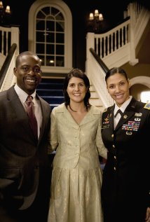 """Army Wives"" Command Presence 