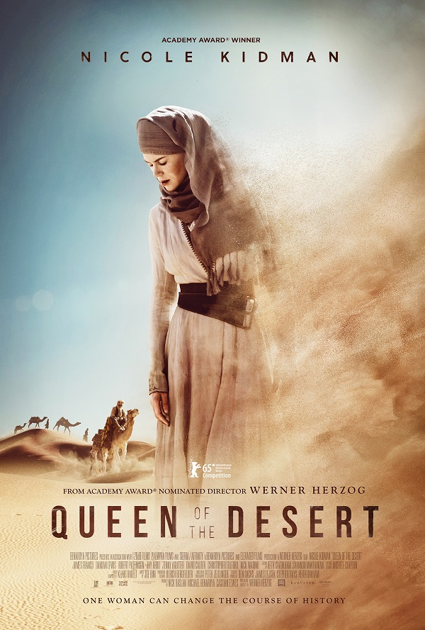 Queen of the Desert (2015) Technical Specifications
