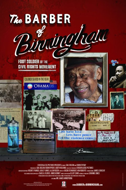 The Barber of Birmingham: Foot Soldier of the Civil Rights Movement Technical Specifications