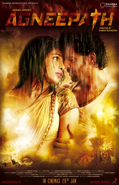 Agneepath Technical Specifications