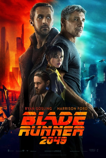 Blade Runner 2049 Technical Specifications