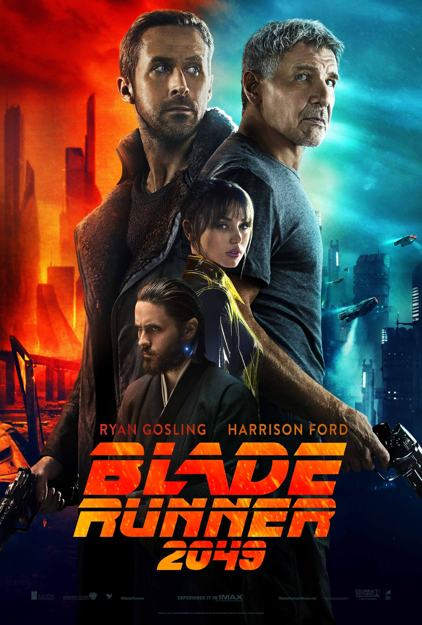 Blade Runner 2049 (2017)  Technical Specifications