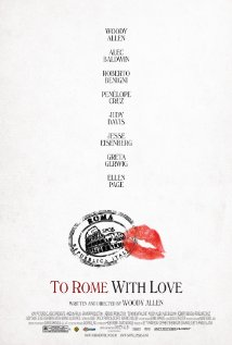 To Rome with Love (2012) Technical Specifications