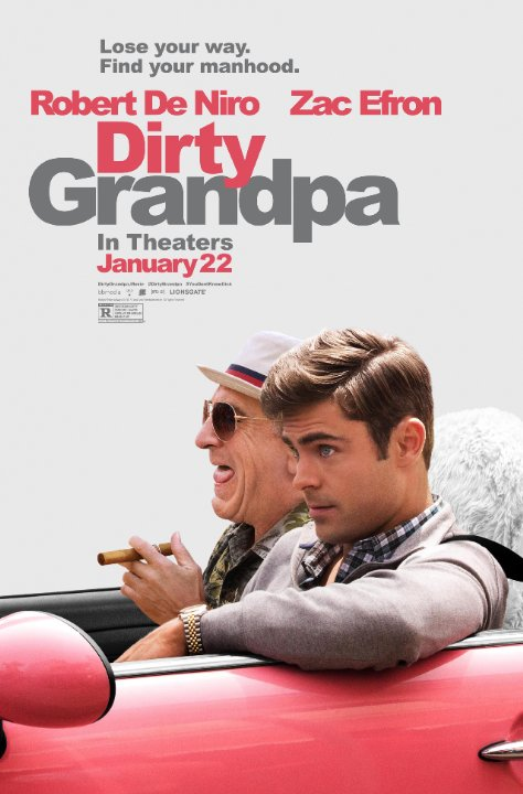 Dirty Grandpa | ShotOnWhat?
