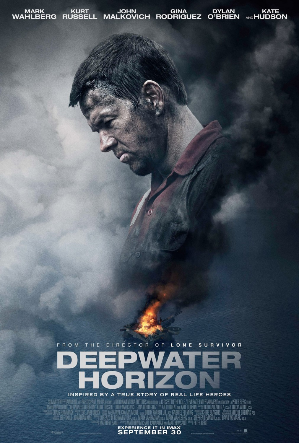 Deepwater Horizon (2016) Technical Specifications