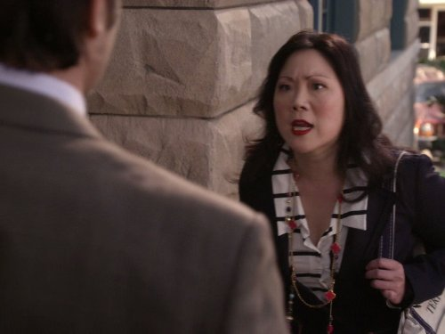 """Drop Dead Diva"" False Alarm 