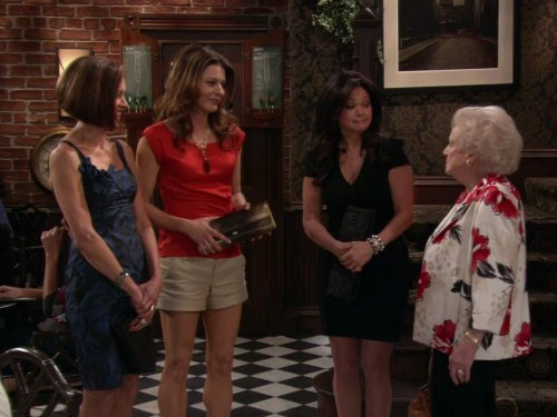 """Hot in Cleveland"" Unseparated at Birthdates Technical Specifications"