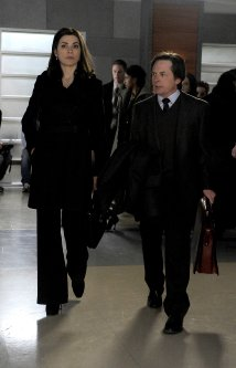 """The Good Wife"" Wrongful Termination 