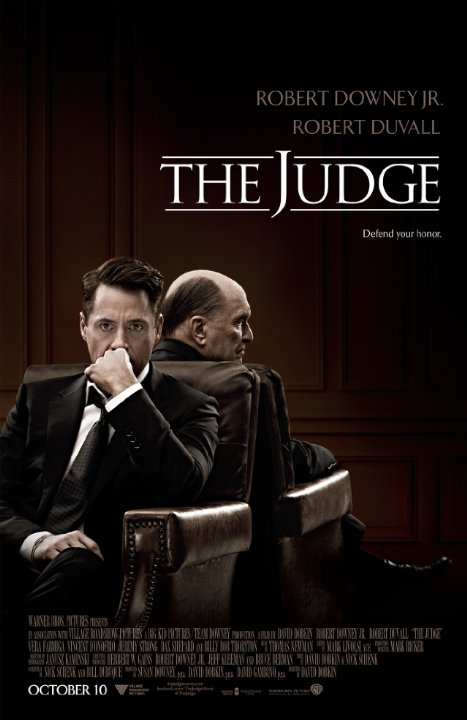 The Judge (2014) Technical Specifications