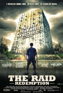 The Raid: Redemption Technical Specifications
