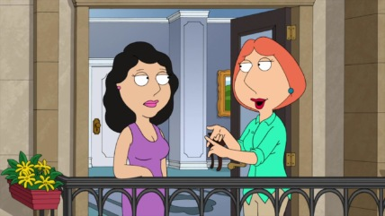 """Family Guy"" Foreign Affairs Technical Specifications"