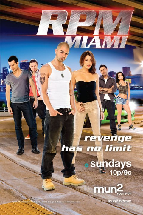 """RPM Miami"" El Reencuentro (The Reunion) Technical Specifications"