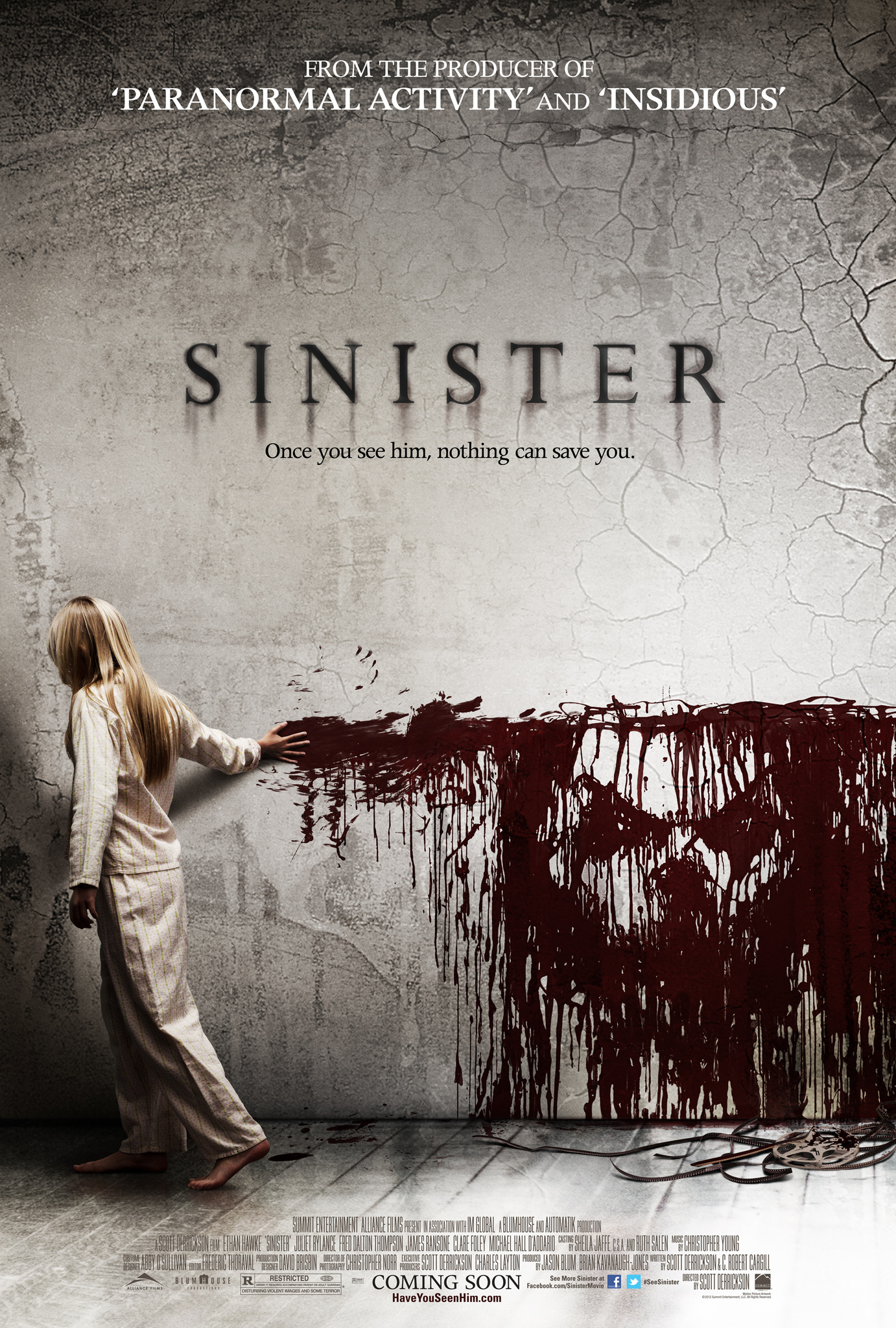 Sinister (2012) Technical Specifications