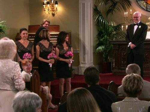 """Hot in Cleveland"" Elka's Wedding Technical Specifications"