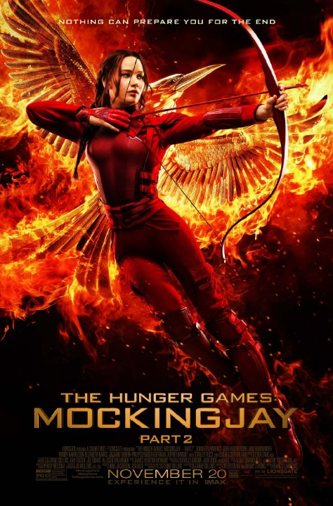 The Hunger Games: Mockingjay - Part 2 | ShotOnWhat?
