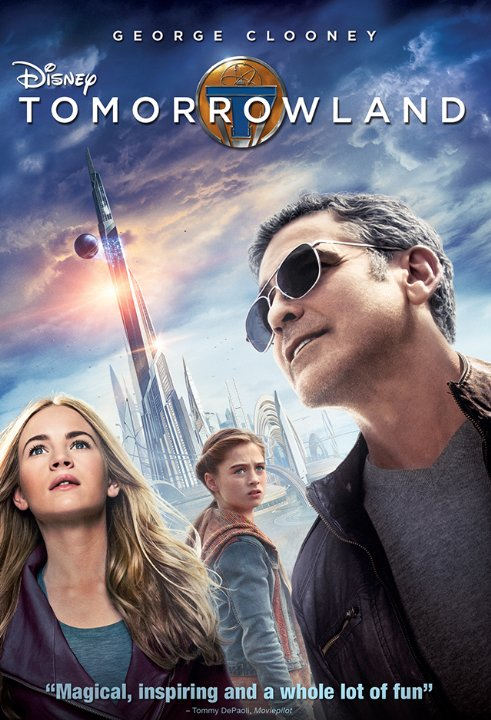 Tomorrowland (2015) Technical Specifications