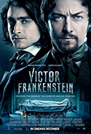 Victor Frankenstein (2015) Technical Specifications
