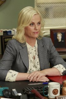 """Parks and Recreation"" I'm Leslie Knope 