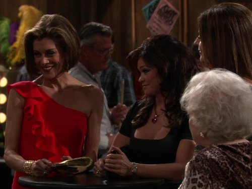 """Hot in Cleveland"" Dancing Queens Technical Specifications"