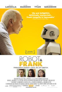 Robot & Frank Technical Specifications