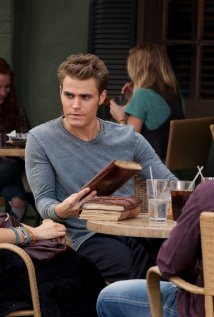 """The Vampire Diaries"" Ghost World 