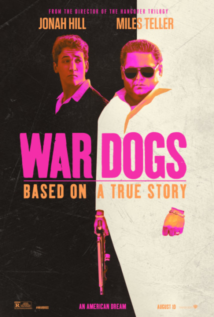 War Dogs Technical Specifications