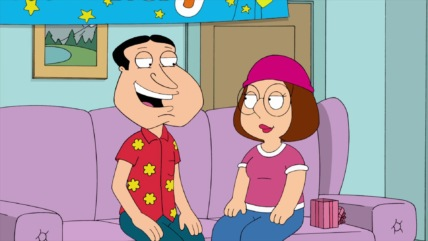 """Family Guy"" Meg and Quagmire Technical Specifications"