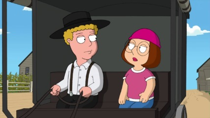 """Family Guy"" Amish Guy Technical Specifications"