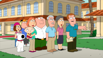 """Family Guy"" Grumpy Old Man Technical Specifications"