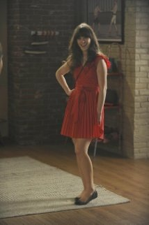"""New Girl"" Bad in Bed Technical Specifications"