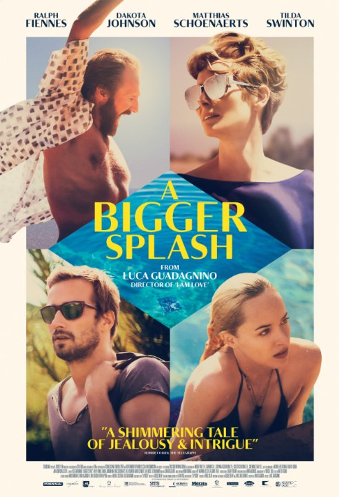 A Bigger Splash (2015) Technical Specifications