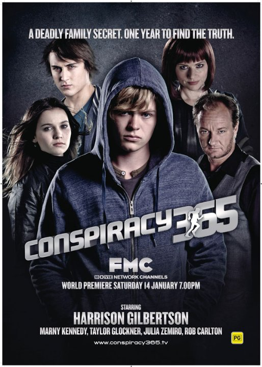 """Conspiracy 365"" March Technical Specifications"
