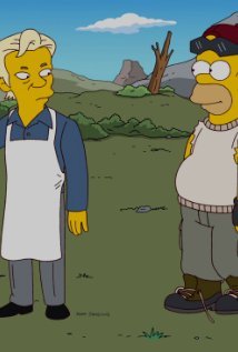 """The Simpsons"" At Long Last Leave"