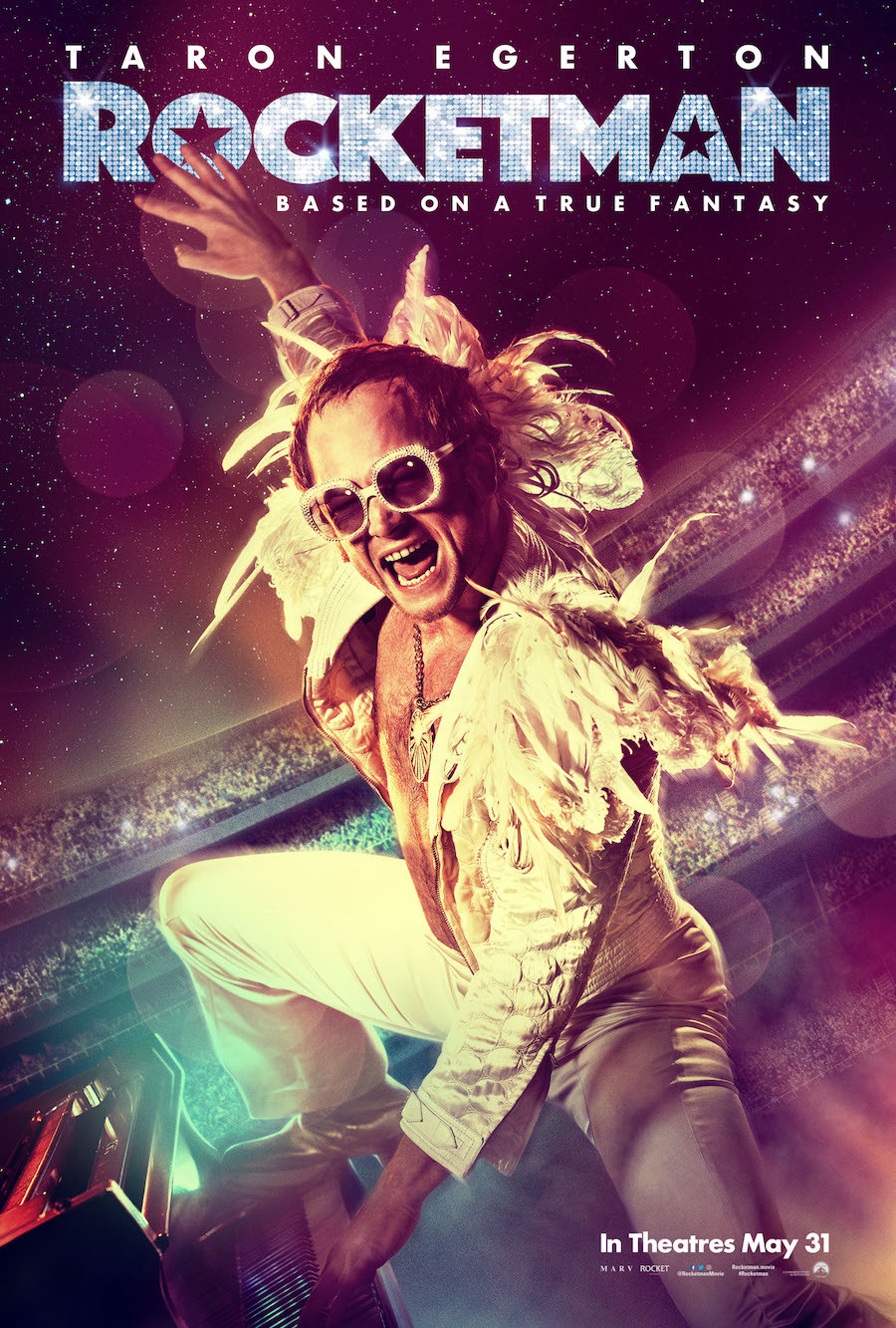 Rocketman (2019)  Technical Specifications