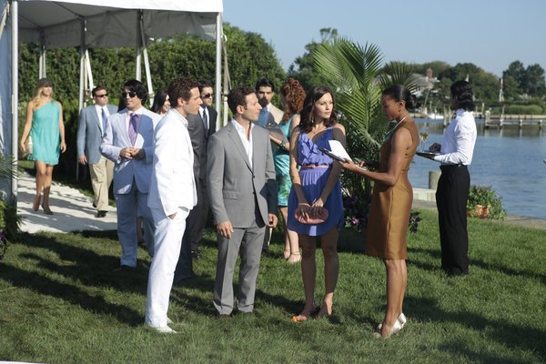 """Royal Pains"" A Farewell to Barnes 